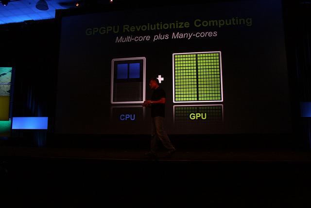 Elegir entre GPU o CPU y qué es CUDA