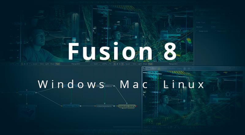 Blackmagic Fusion 8.2, ahora también para Linux