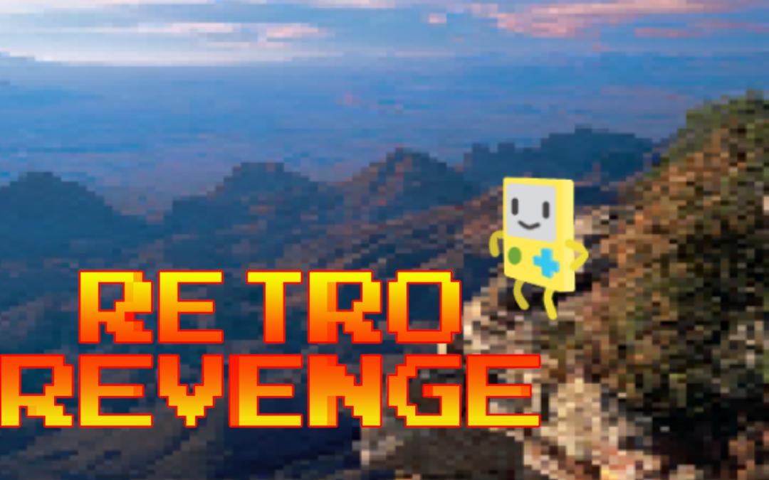 Ludum Dare 36: Retro Revenge
