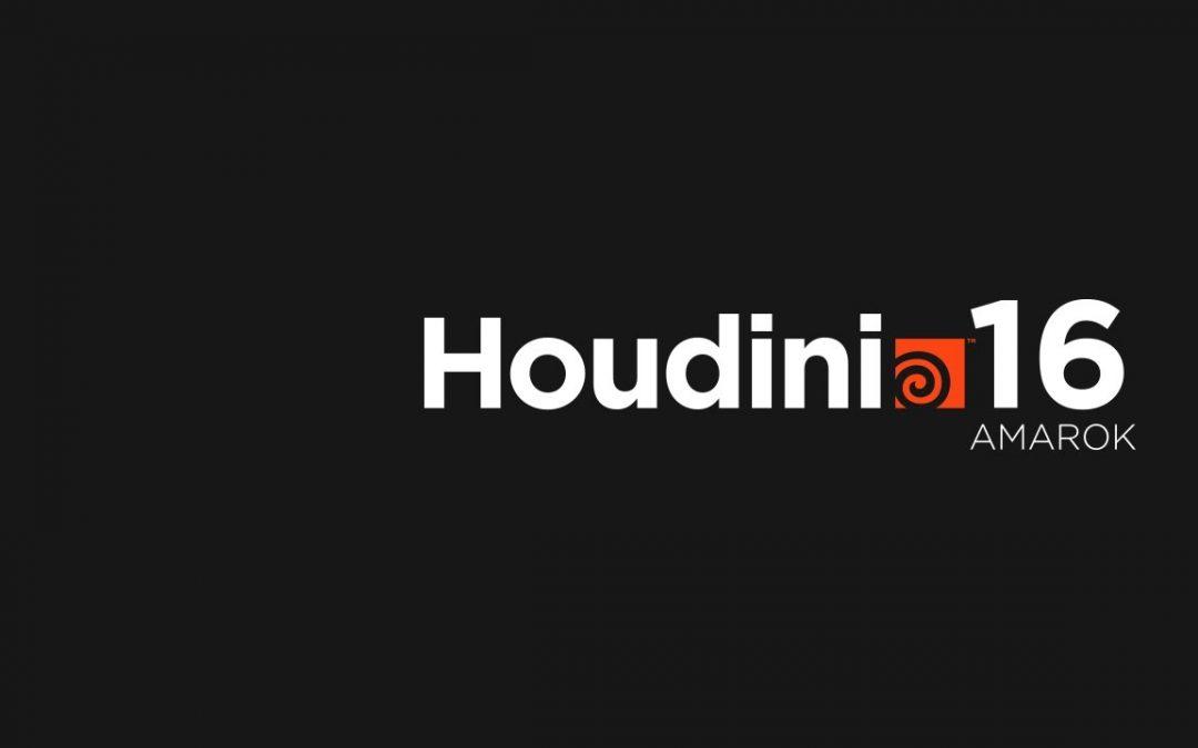 Houdini 16