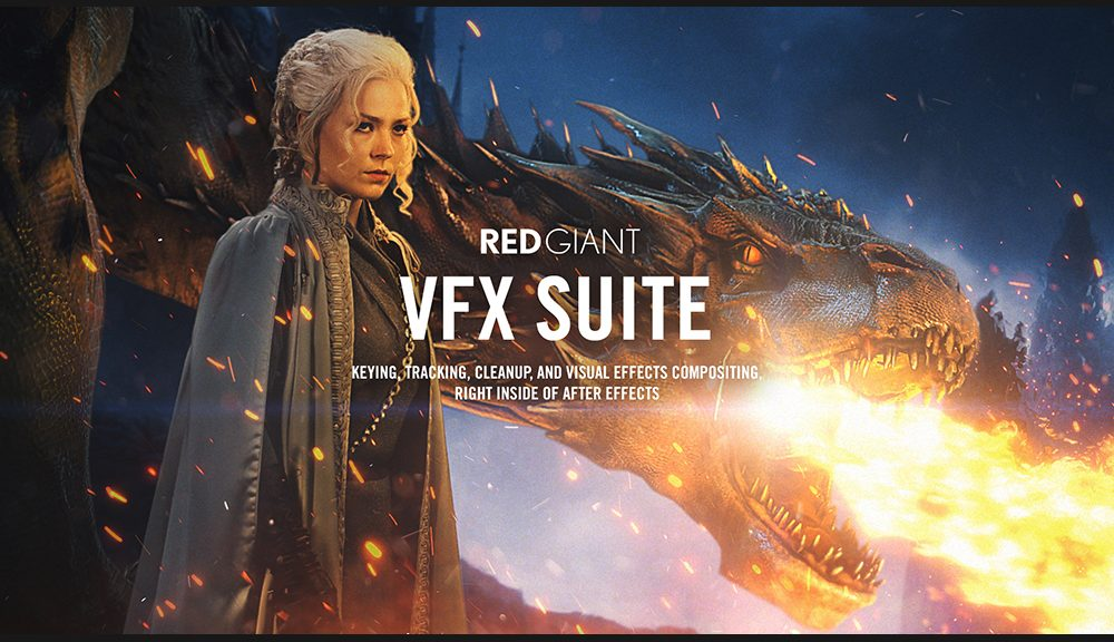 Red Giant presenta VFX Suite para After Effects